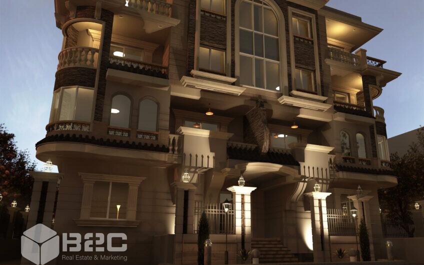 شقة للبيع في الشيخ زايد