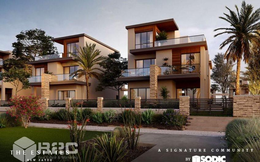 The Estates Sodic – New Zayed Developed by: Sodic