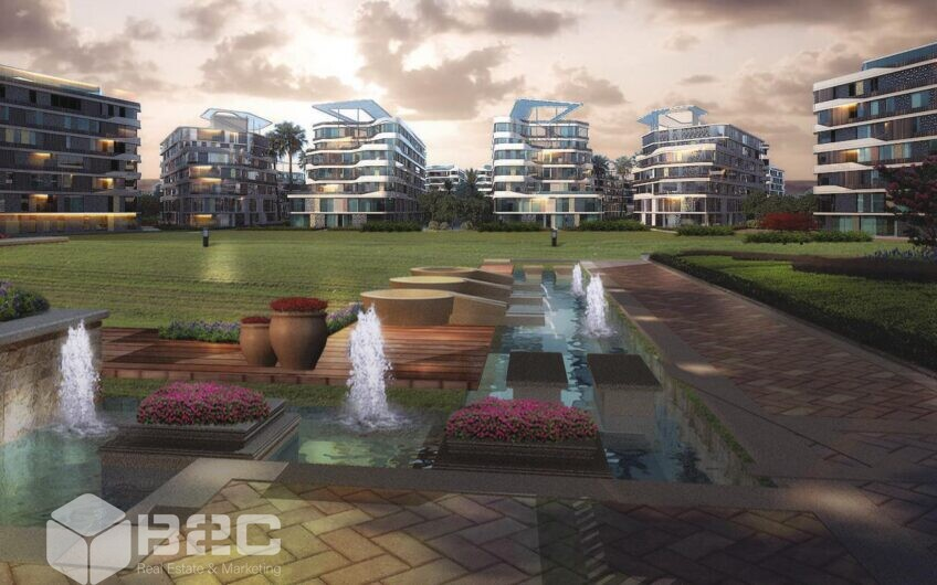 Bloomfields Mostakbal City Compound Developed by: Tatweer Misr